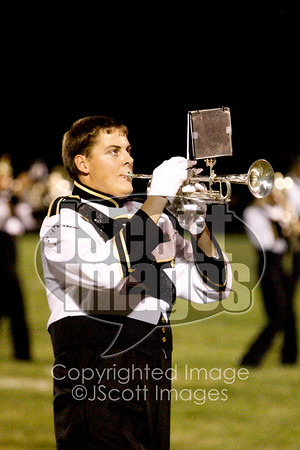 2012-08-24 Maquoketa Valley High School Marching Band
