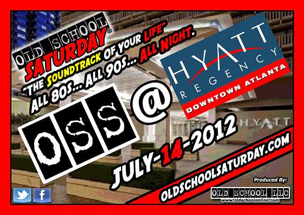 July-14-2012 OSS @ Hyatt Regency Atlanta ::: ATL, GA, USA