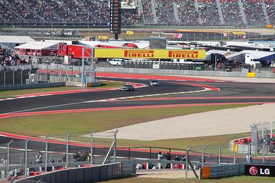 Ferrari Race US Grand Prix