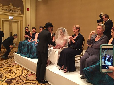 Hoke wedding