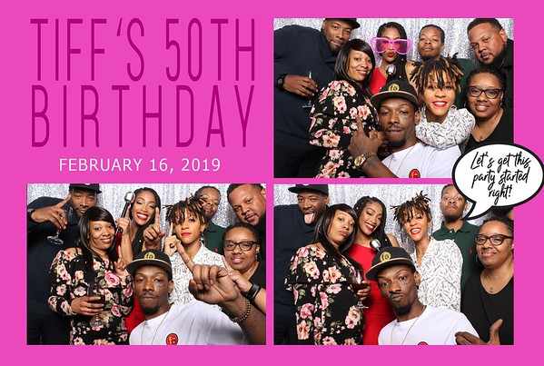 Tiff's 50th Birthday Party