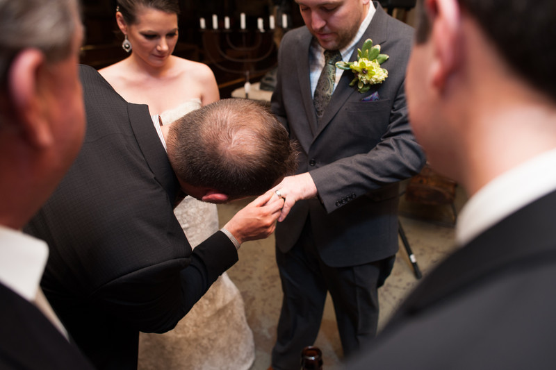 Ring inspection...his.