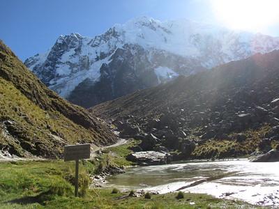 Перу 2016. Тропа Салкантай