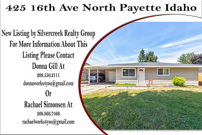 425 16th Ave North Payette Idaho - Donna Gill