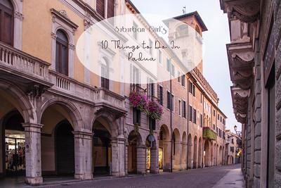 Europe-Italy-Padua