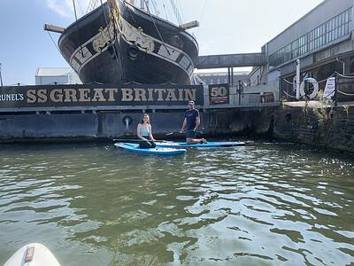 Harbour Adventure (jamie&Dan) 11:00