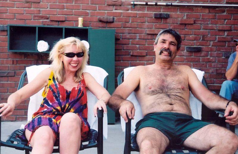 Arlene & Pat