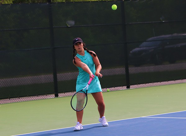 2021 Girls Tennis Sectionals 46, 47 and 48