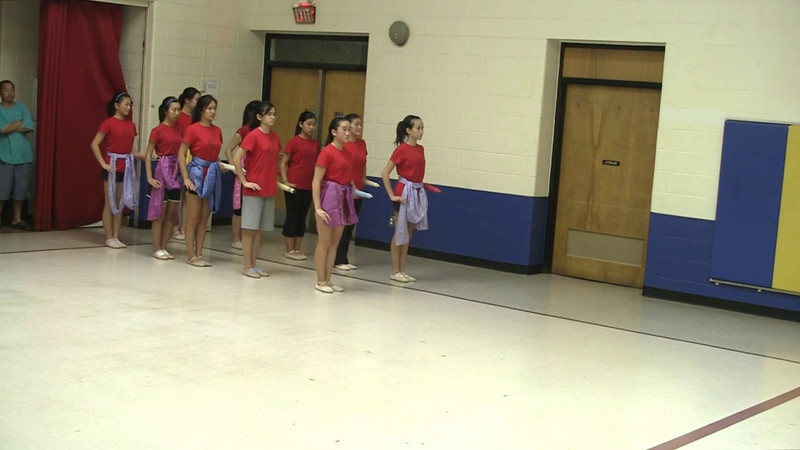 """""""Spring Dance""""  8/8/2010 CACC Dance Camp"""