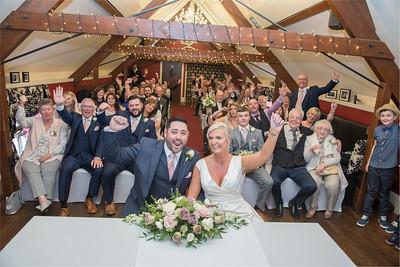 Lisa & Paul Wedding 240217 - Blogged Highlights