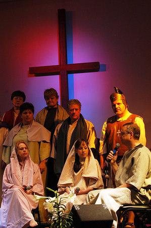 Easter Cantata 2007