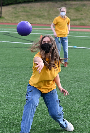 Upper School Field Day