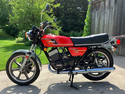 77 RD400 For Sale
