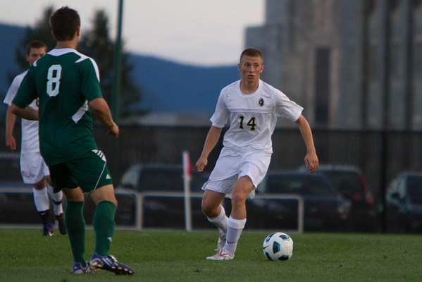 Mens Soccer Aug 29,2011
