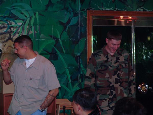 Farewell Luncheon 2004