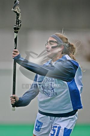 10/19/2014 - Girls U15 - Israel vs. Laxachusetts - New Balance Field at Boston University, Boston, MA (Boston Showcase)