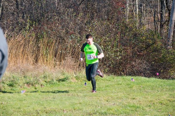 Ciorsdan Conran 2018 - Race finish line