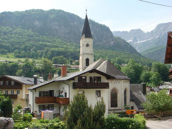 Merano Italy and Salzburg 2008