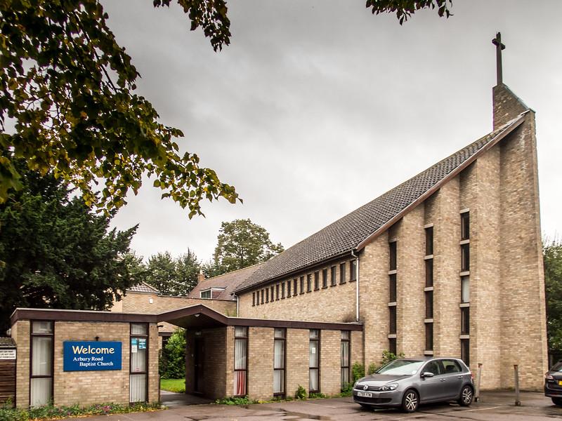 Cambridge, Arbury Baptist Church