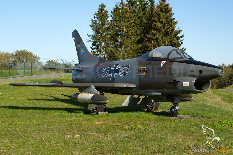 German Air Force / Fiat G.91R/3 / 33+03