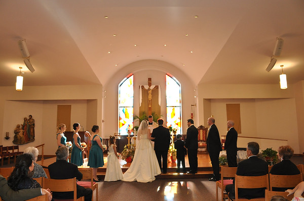 Kate & Shawn Dangel's Wedding