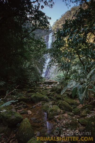 """Salto Morato"" waterfall"
