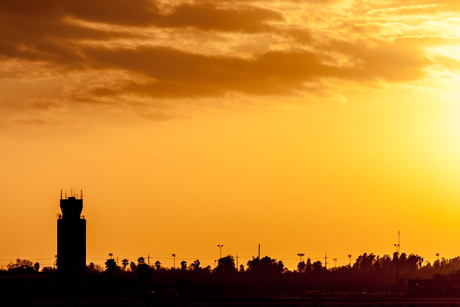 Brownsville Sunset