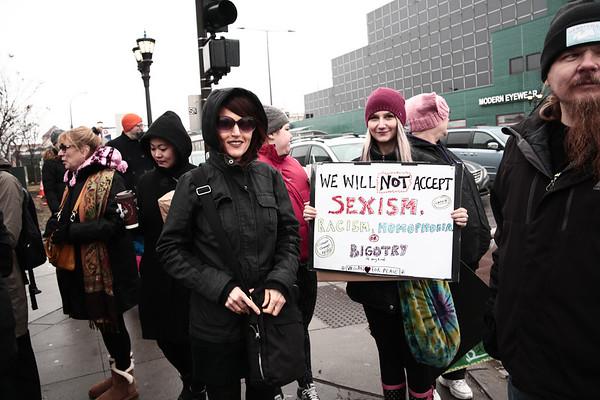 MN Women's March 2017