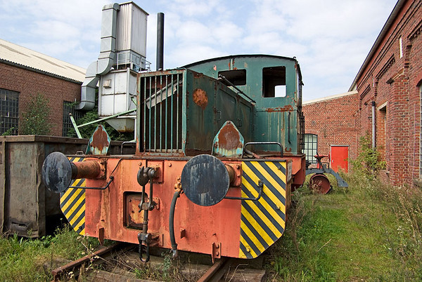 An old engine