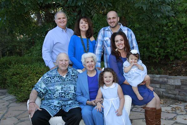 Giusti Family 2015
