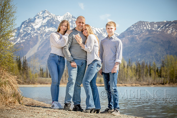 The Covey Family