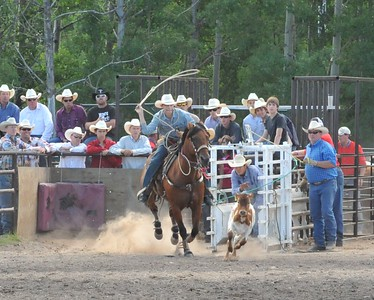 Calf Roping (Tie-breaker)
