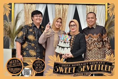 190202 | Shifa Nurrainy Koswara Sweet 17th Birthday Party