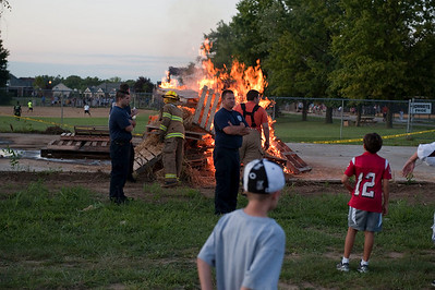Pep Rally & Bon Fire