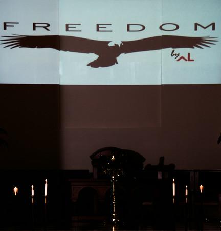 Road To Freedom Fashion Show