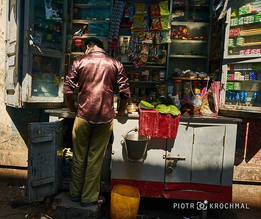 Mumbai Streets