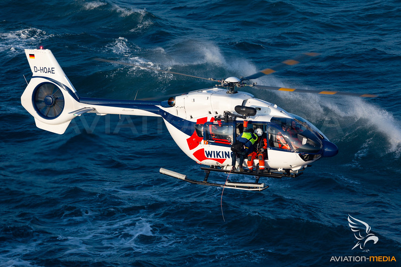 WIKING Helikopter Service / Airbus Helicopters H145 / D-HOAE