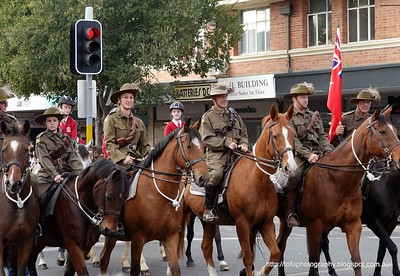 ANZAC Day - Albury 2019