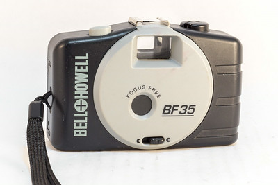 Bell&Howell BF35, 2000
