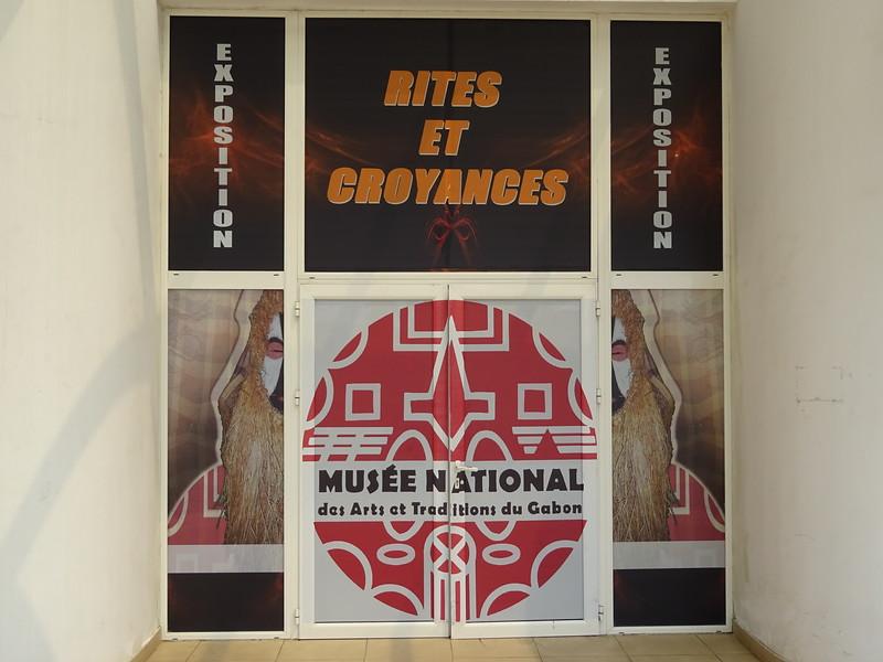 013_Libreville. Musée National des Arts et Traditions du Gabon.JPG