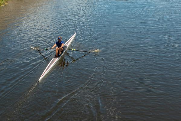 Miles Munyan Sarasota Rowing