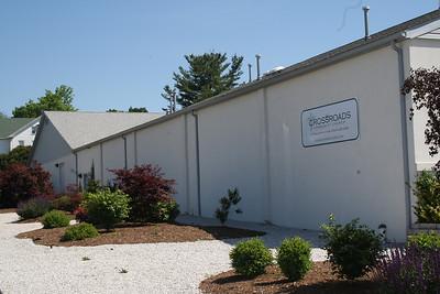 New Church, Crossroads Community Church, Lehighton (5-20-2012)