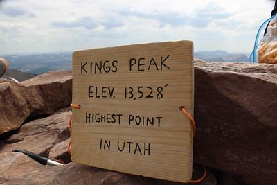 2017 - Kings Peak_High Uintas