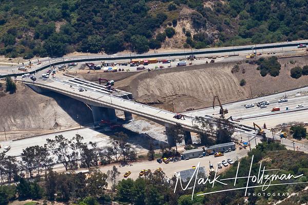 Freeway Closures