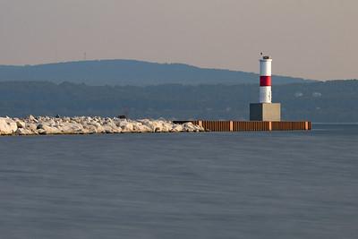 Petoskey Pierhead Lighthouse