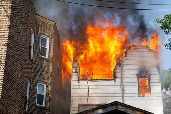 Still & Box Alarm Fire 1303 N. Maplewood 2019