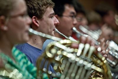 YPSO Rehearsal 9-14-09
