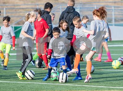 Sacramento Republic Soccer Camp - 2016