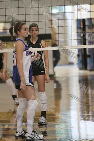 NJHS vs Paragould Volleyball 09