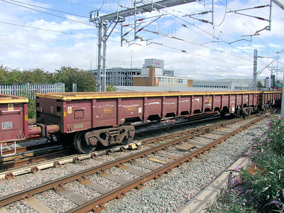 MOA - Bogie Low Sided Open Box Wagon